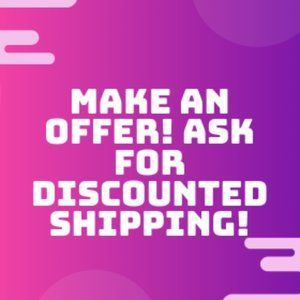Ask for a discount!